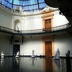 Photo taken at Museo Nacional de Bellas Artes by María Teresa S. on 6/4/2013