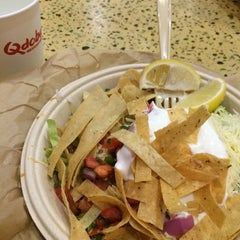 Photo taken at Qdoba Mexican Grill by Mohammed on 10/6/2014