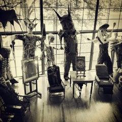 Photo taken at Museo Casa Estudio Diego Rivera y Frida Kahlo by Sarahy B. on 7/9/2013