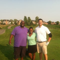 Photo taken at Hawthorn Woods Country Club by Sanina on 9/16/2012