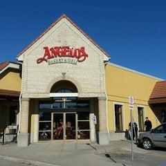 Photo taken at Angelo's Italian Bakery & Market by Jinny Ji Young C. on 11/14/2013