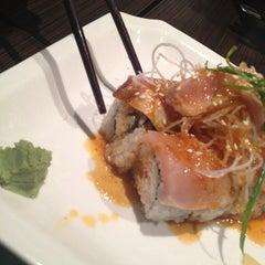 Photo taken at Wasabi Bistro And Sushi Bar by Sarah on 2/23/2013