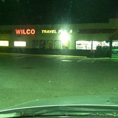 Photo taken at Wilco Travel Plaza by Michael on 10/11/2012