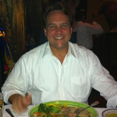 Photo taken at Trattoria Luna by Jennifer on 12/4/2012
