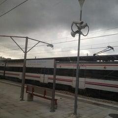 Photo taken at RENFE L'Hospitalet de Llobregat by Anna O. on 10/11/2012