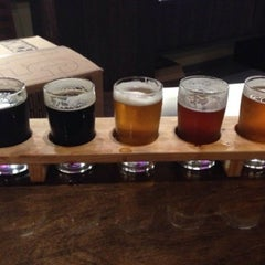 Photo taken at Fairhope Brewing Company by Chuck C. on 1/10/2016