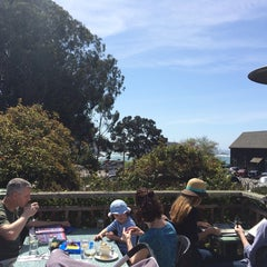 Photo taken at Mendocino Cafe by Christa F. on 4/6/2014