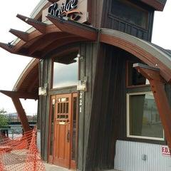 Photo taken at Bridge Seafood by Jeff K. on 9/3/2015