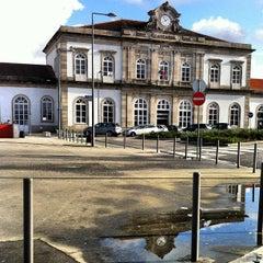 Photo taken at Estação Ferroviária de Porto-Campanhã by CAssis on 12/30/2012