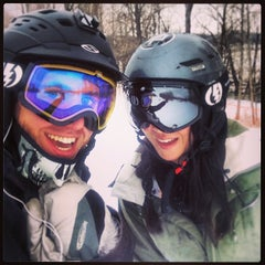 Photo taken at Paoli Peaks - Ski, Ride, Tube by Joel on 2/6/2014