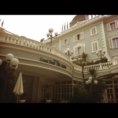 Photo taken at Grand Hotel Des Bains by daddy s. on 11/16/2012