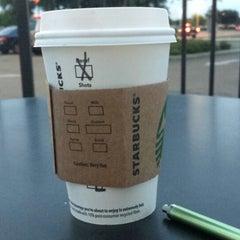 Photo taken at Starbucks by Ірина Ш. on 7/18/2013