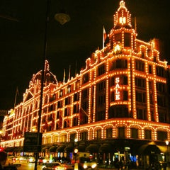 Photo taken at Harrods by Flavio D. S. on 6/30/2013