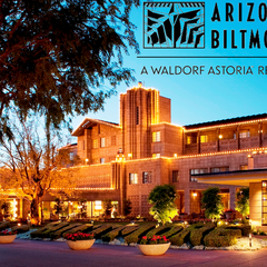 Photo taken at Arizona Biltmore, a Waldorf Astoria Resort by Arizona Biltmore, a Waldorf Astoria Resort on 3/3/2014