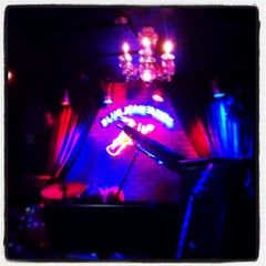 Photo taken at Blue Jean Blues Jazz Club by Margaret on 3/4/2013