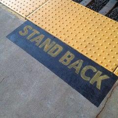 Photo taken at MBTA Ruggles Station by Dan on 10/23/2012