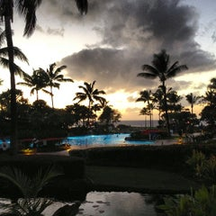 Photo taken at The Westin Ka'anapali Ocean Resort Villas by Tony N. on 2/18/2013