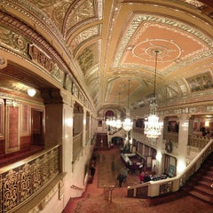 Photo taken at Benedum Center for the Performing Arts by James O. on 11/29/2012