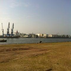 Photo taken at View Point Hamburg by Evken on 10/21/2012