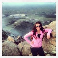 Photo taken at Bishop Peak (The Summit) by Kait B. on 3/5/2013