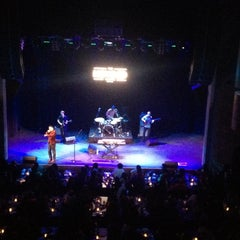 Photo taken at The Howard Theatre by Nikisha C. on 1/5/2013