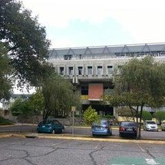 Photo taken at Universidad Rafael Landívar by Ottto C. on 12/12/2012