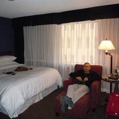 Photo taken at Sheraton Ottawa Hotel by Morgado J. on 5/29/2013
