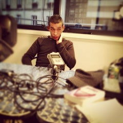 Photo taken at Universal Music France by Welovemusicfr on 12/12/2012