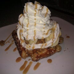 Photo taken at Grid Iron Waffle Shop by Heidi S. on 9/19/2012