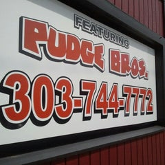 Photo taken at Pudge Bros. Pizza by Donnie S. on 9/23/2012