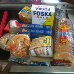 Photo taken at Brooklyn Supermarket by ♬Cashezzy_ M. on 10/27/2012