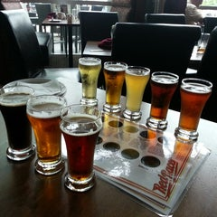 Photo taken at Central City Brew Pub by Holly S. on 6/28/2013