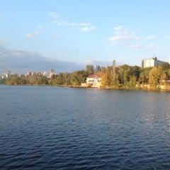 Photo taken at Парк Щербакова by Max on 10/12/2012