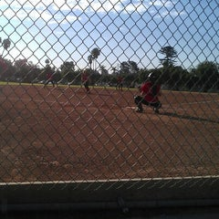 Photo taken at Tri Valley Softball Fields by Lisa G. on 9/23/2012