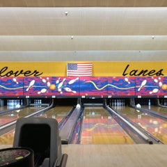 Photo taken at Clover Lanes by Ed F. on 10/6/2012