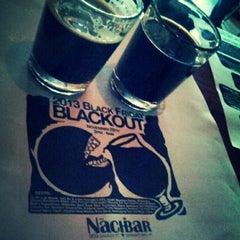 Photo taken at Nach Bar by Melissa I. on 11/29/2013