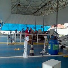 Photo taken at CONTROLAR - Inspeção Veicular by Rodrigo D. on 11/5/2012