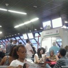 Photo taken at Portão 9 by Dênio C. on 12/28/2012
