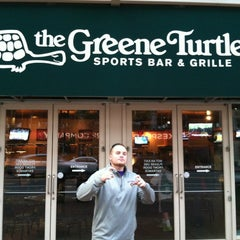 Photo taken at The Greene Turtle by Casey on 11/23/2012
