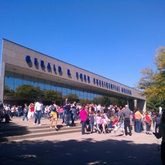 Photo taken at Gerald R. Ford Presidential Museum by Brian R. on 9/29/2012