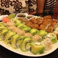 Photo taken at Aomori Nikkei & Sushi by Mario on 11/29/2012