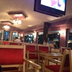 Photo taken at Hazal Cafe by Emre i. on 10/7/2012