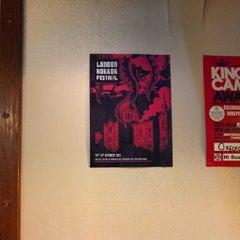 Photo taken at Etcetera Theatre by Matt B. on 10/23/2013