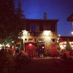 Photo taken at Clubhouse Jäger by Nate E. on 8/26/2013