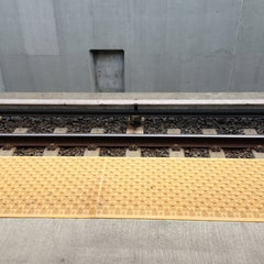 Photo taken at PATCO: Haddonfield Station by Mike on 10/8/2012