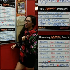 Photo taken at Asgard Games by Bellinissima on 1/7/2014
