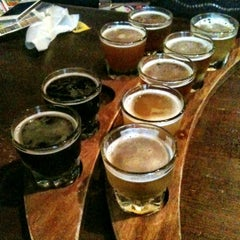 Photo taken at Moon River Brewing Company by Luis G. on 9/29/2012