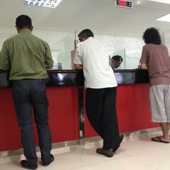 Photo taken at Mauritius Commercial Bank (MCB) by Hazim on 5/12/2013