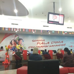 Photo taken at GraPARI Telkomsel by Gie A. on 6/17/2014