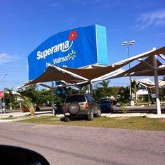 Photo taken at Superama by Xavier V. on 11/20/2013
